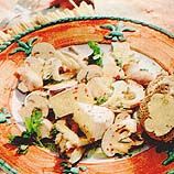 Грибные блюда Karpasho