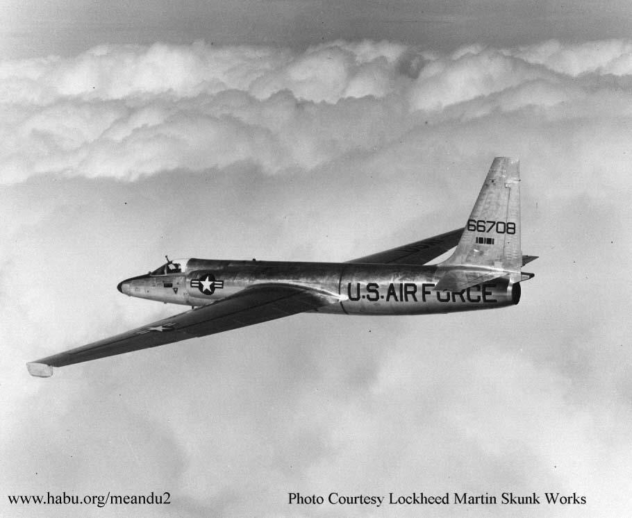 طائره الاستطلاع والتجسس الامريكيه المشهوره U-2  U2_66708