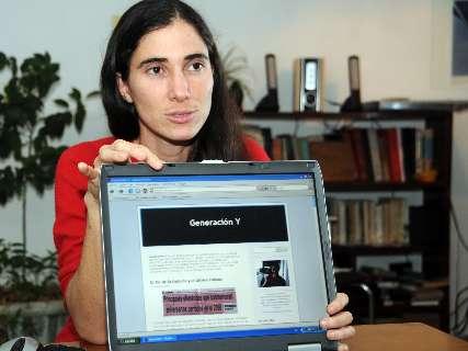 ¿como ´´discutir´´ con un disidente cubano? - Página 2 Yoani