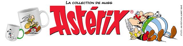 Questionnaire Hachette sur une collection de mugs Astérix Img01