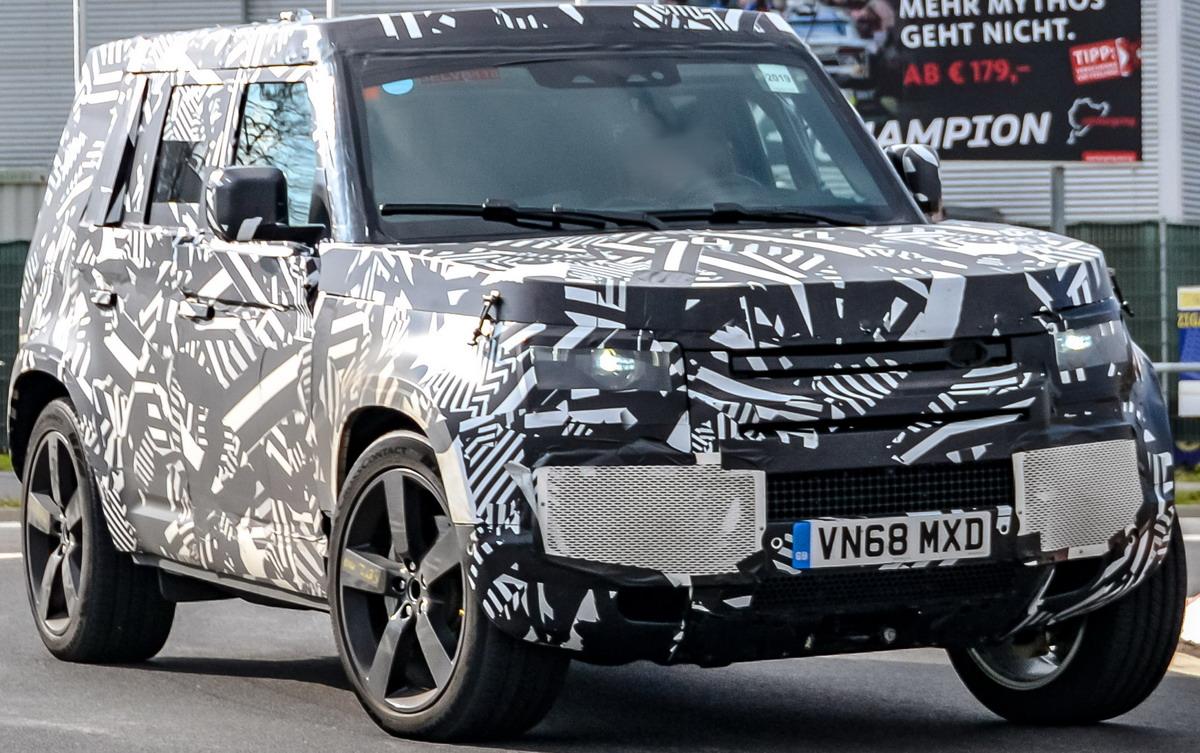2018 - [Land Rover] Defender [L663] - Page 6 Pkw_landrover_defender_110_erlk2019_01_08