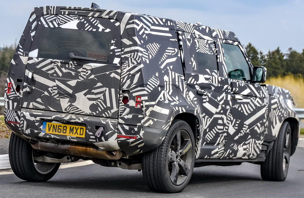 2018 - [Land Rover] Defender [L663] - Page 6 Pkw_landrover_defender_110_erlk2019_01_19