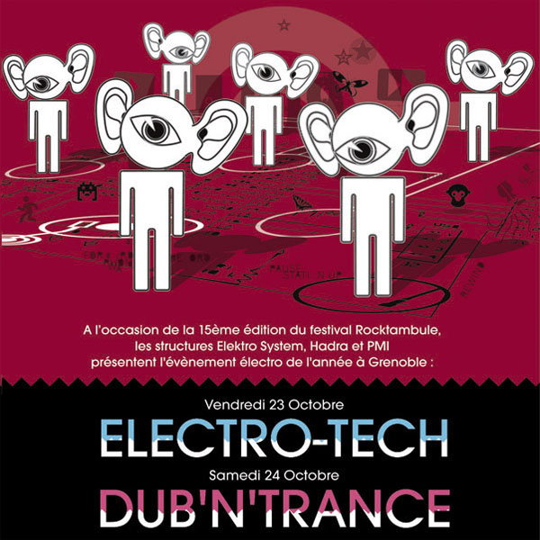 23-24/10/09 - ELECTROTECH & DUB'N TRANCE - FRANCE Dubntrance2009_600x600