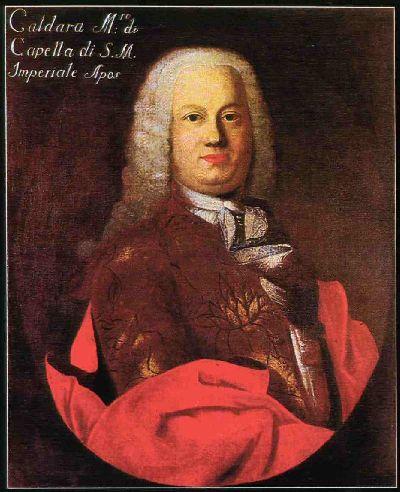 Antonio Caldara Caldara