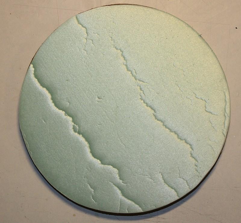 Base für Mondlandungsmodelle Moon42