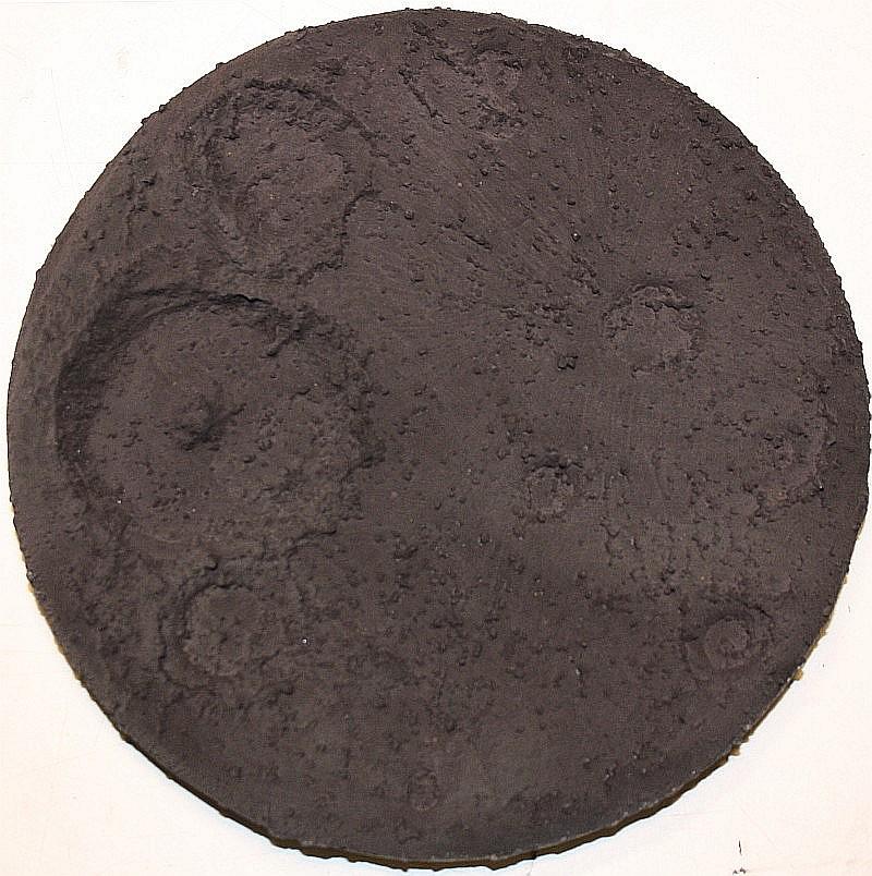 Base für Mondlandungsmodelle Moon51