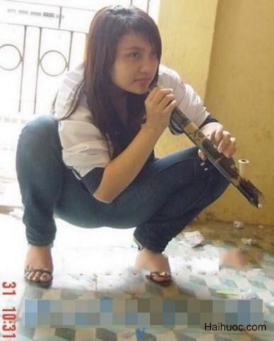 Quá sợ với Girl xinh thời nay Haihuoc.com_4