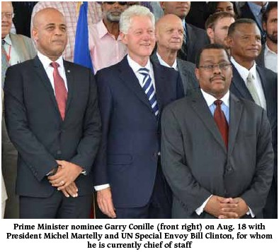 Haiti Prime Minister Garry Conille resigns after months in office - Page 2 3