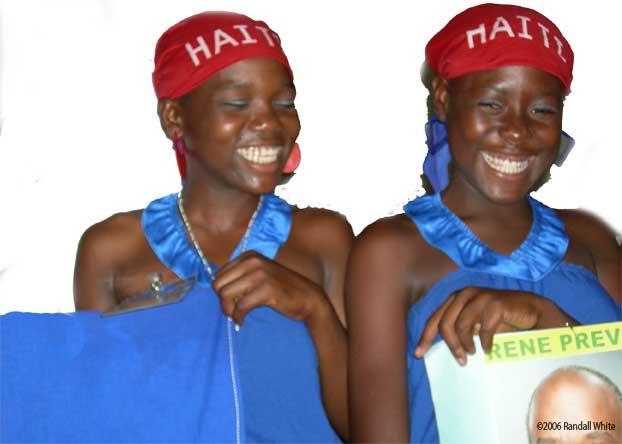 Jeunesse haitienne: Quel espoir??? Quel avenir??? 2girls