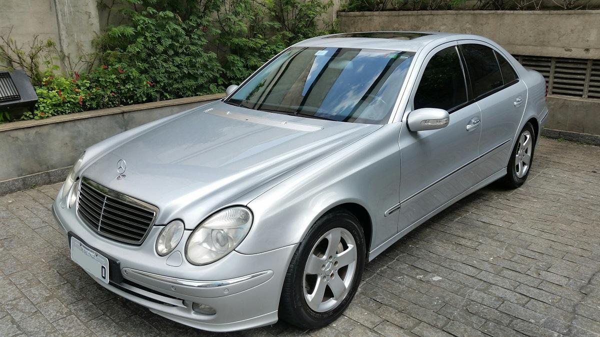 (VENDO): E350 2006 - Avantgarde - W211 - R$45 mil 01