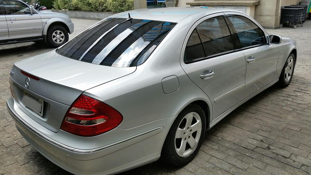 (VENDO): E350 2006 - Avantgarde - W211 - R$45 mil 04