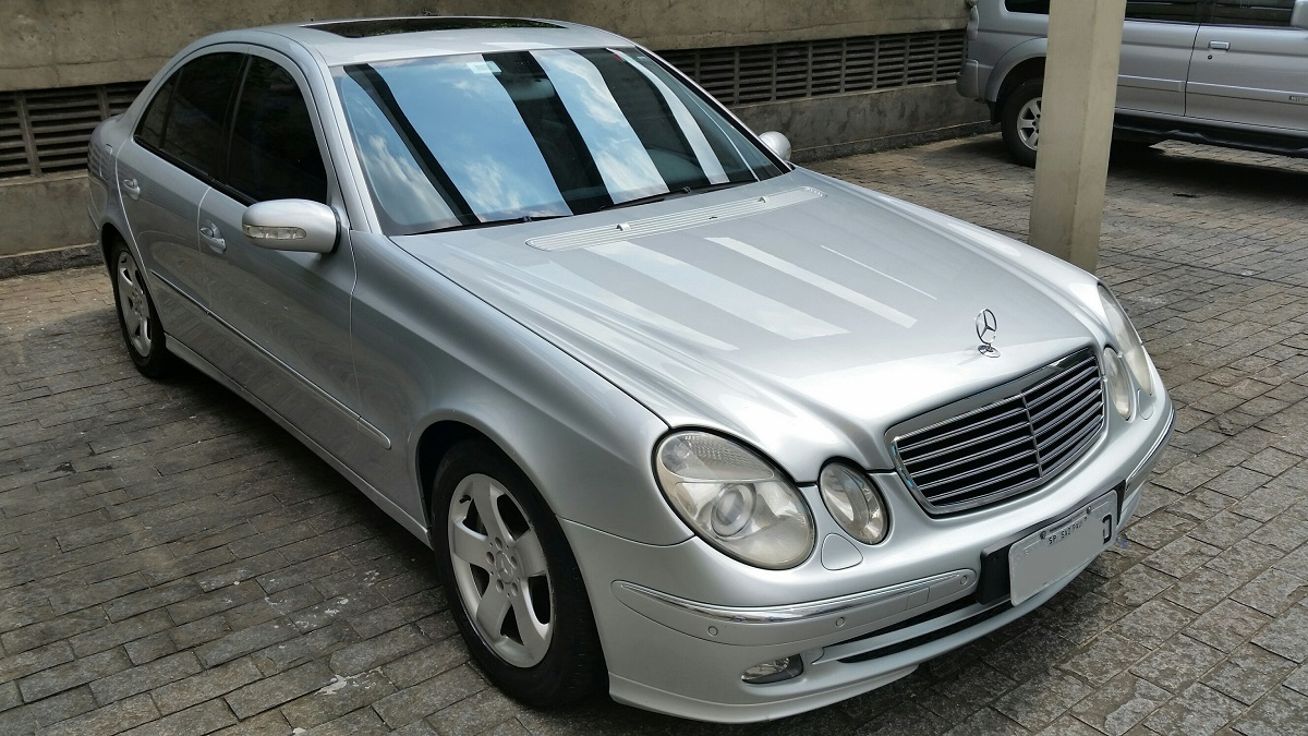 (VENDO): E350 2006 - Avantgarde - W211 - R$45 mil 05