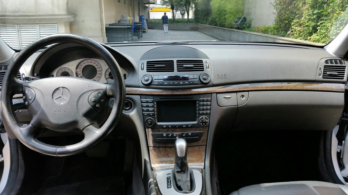 (VENDO): E350 2006 - Avantgarde - W211 - R$45 mil 06