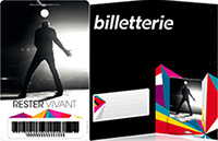 coffret numero 6 Billetterie