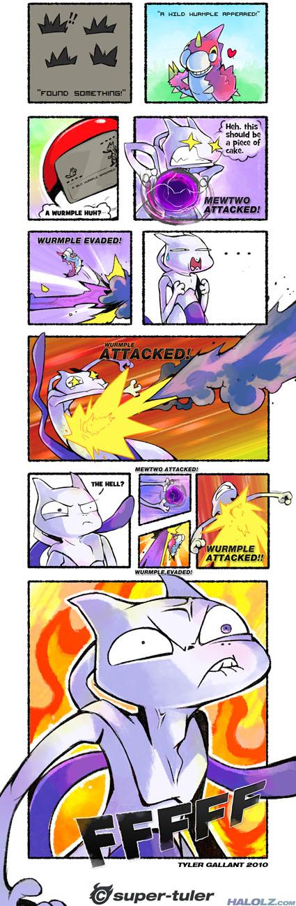 Pokemon Comics XD Halolz-dot-com-pokemon-pokewalker-mewtwo-vs-wurmple