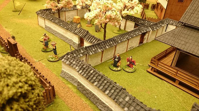 [RONIN] Escarmouche 28mm dans le Japon Médiéval historique 2015_Ronin_03