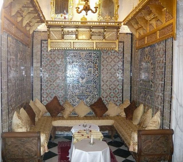 * أناقة من قلب منازل مغاربية ... * Tunis_darelbehi_6