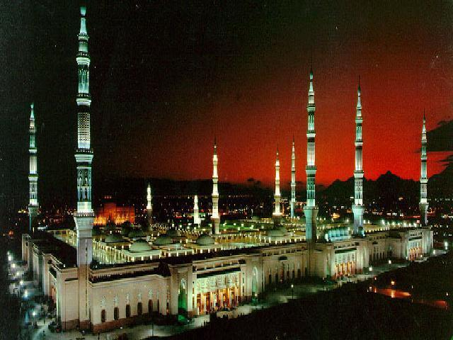 صور للمسجد النبوي في المدينة المنورة  Nabawe%20(5)