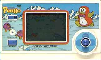 Meilleurs jeux Game & Watch ? Bandai-Pengo