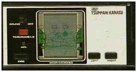 Meilleurs jeux Game & Watch ? Bandai-TsuppariKarasu