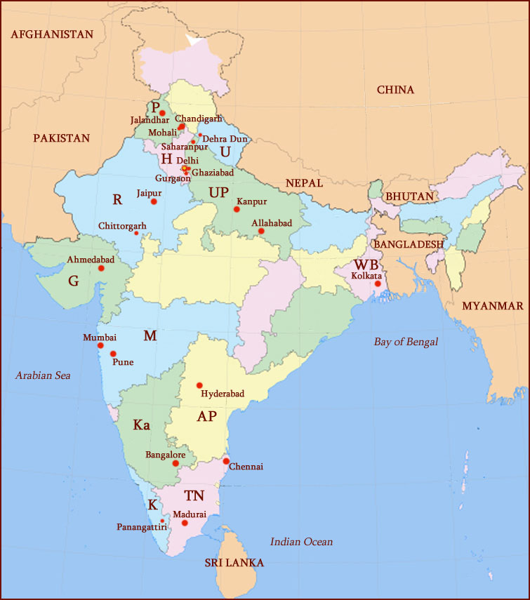 The Global Palm Reading Network! India
