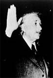 Rarity of finger length Albert-einstein-sworn-in-us