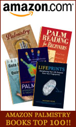 VIII - Palmistry books TOP 100 - listed by 'Amazon Sales Rank'! Amazon-palmistry-books-top-100