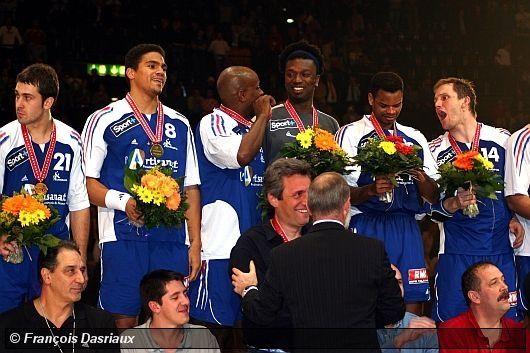 La France candidate à l'Euro 2014 (Handball) Delplanque_edf
