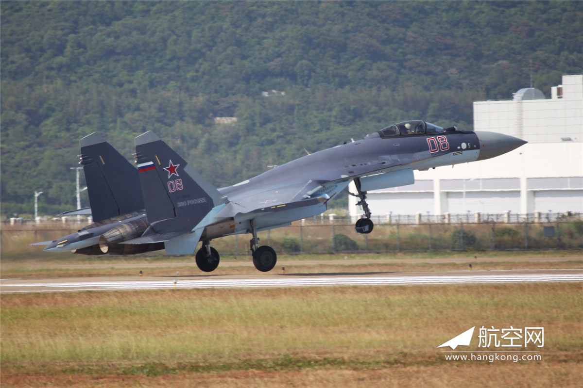 Zhuhai 2014 (11 au 16 Novembre) -  Airshow China 2014      20141105051630665