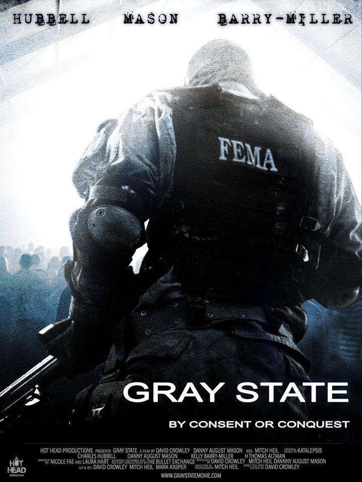Effondrement de la société à venir, par consentement ou par conquête (Gray State) Gray-State-Movie