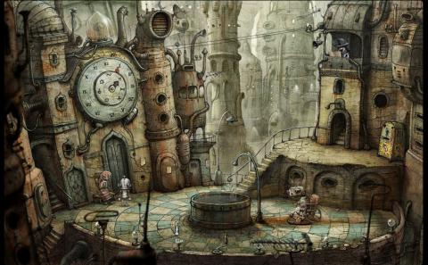 """Les jeux d'aventure (dont les """"point'n click"""" et les """"Visual Novel"""")  Machinarium-11-480x297"""