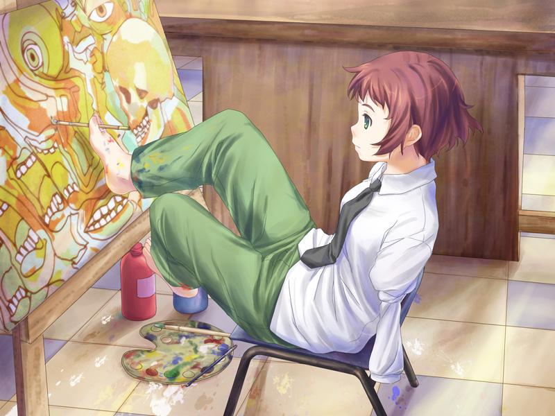 """Les jeux d'aventure (dont les """"point'n click"""" et les """"Visual Novel"""")  Katawashoujo-16"""