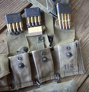 les armes américaines M1_clip_out