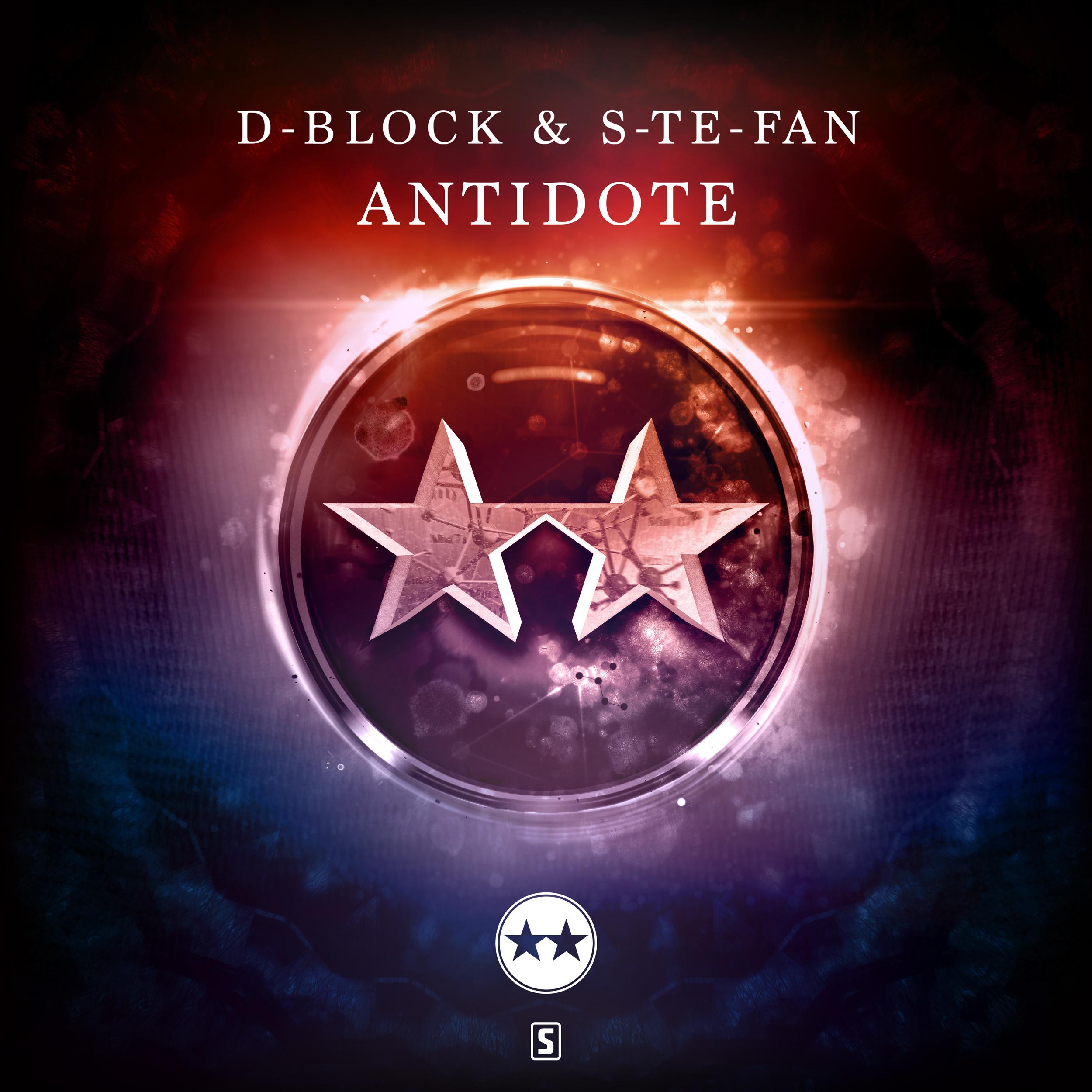 D-Block & S-te-Fan - Antidote [SCANTRAXX EVOLUTIONZ] EVO040