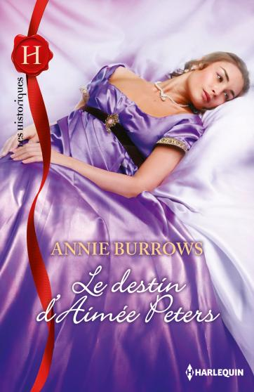 Le destin d'Aimée Peters d'Annie Burrows 9782280285285