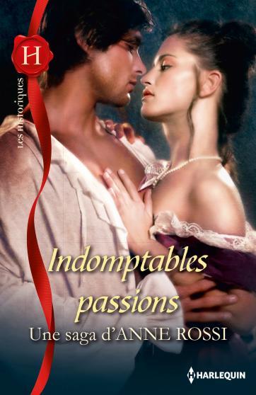 Indomptables Passions (Les Enkoutan 1 à 5) - Anne Rossi 9782280312080