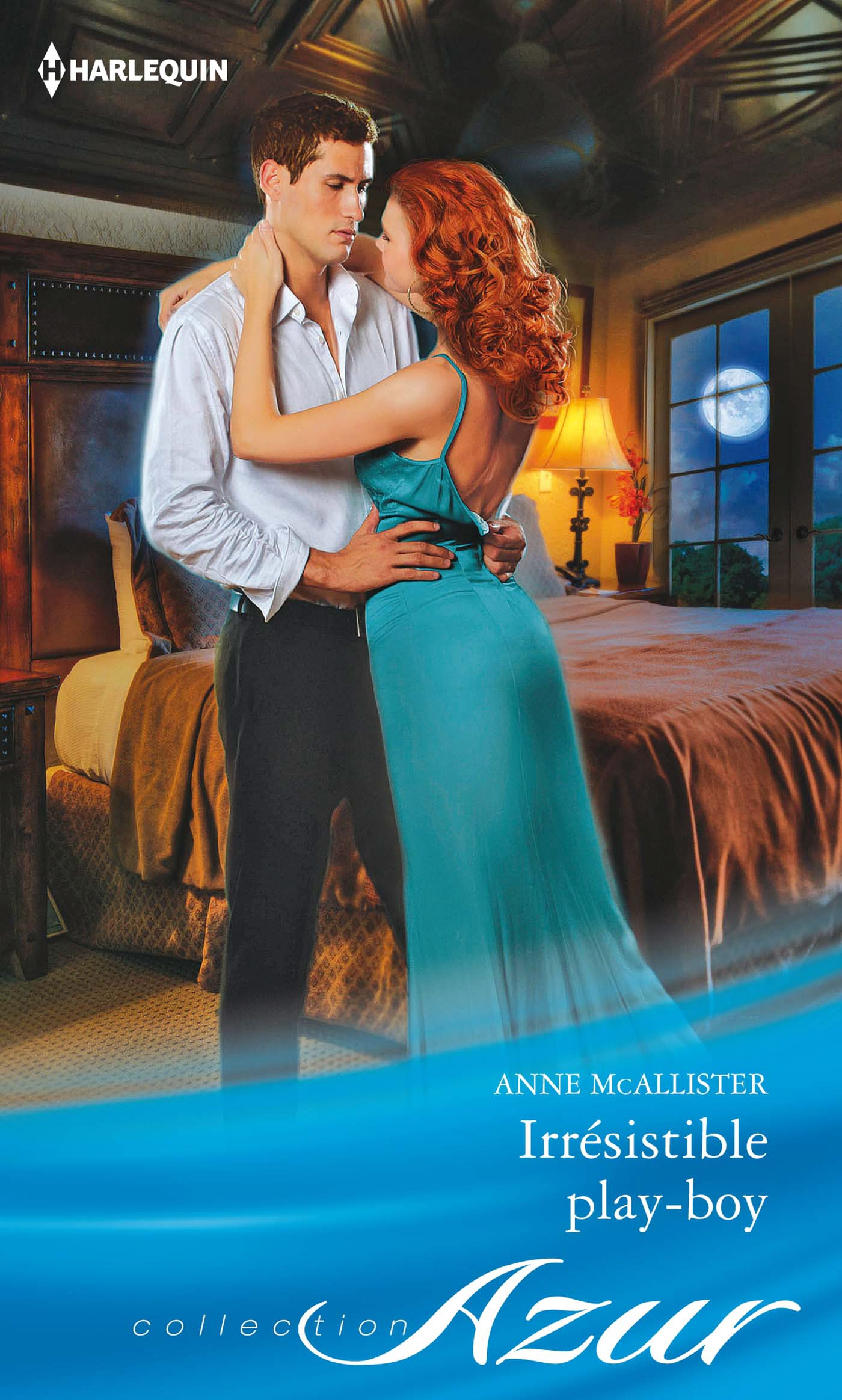 McAllister Anne - Irrésistible Play Boy 9782280244619