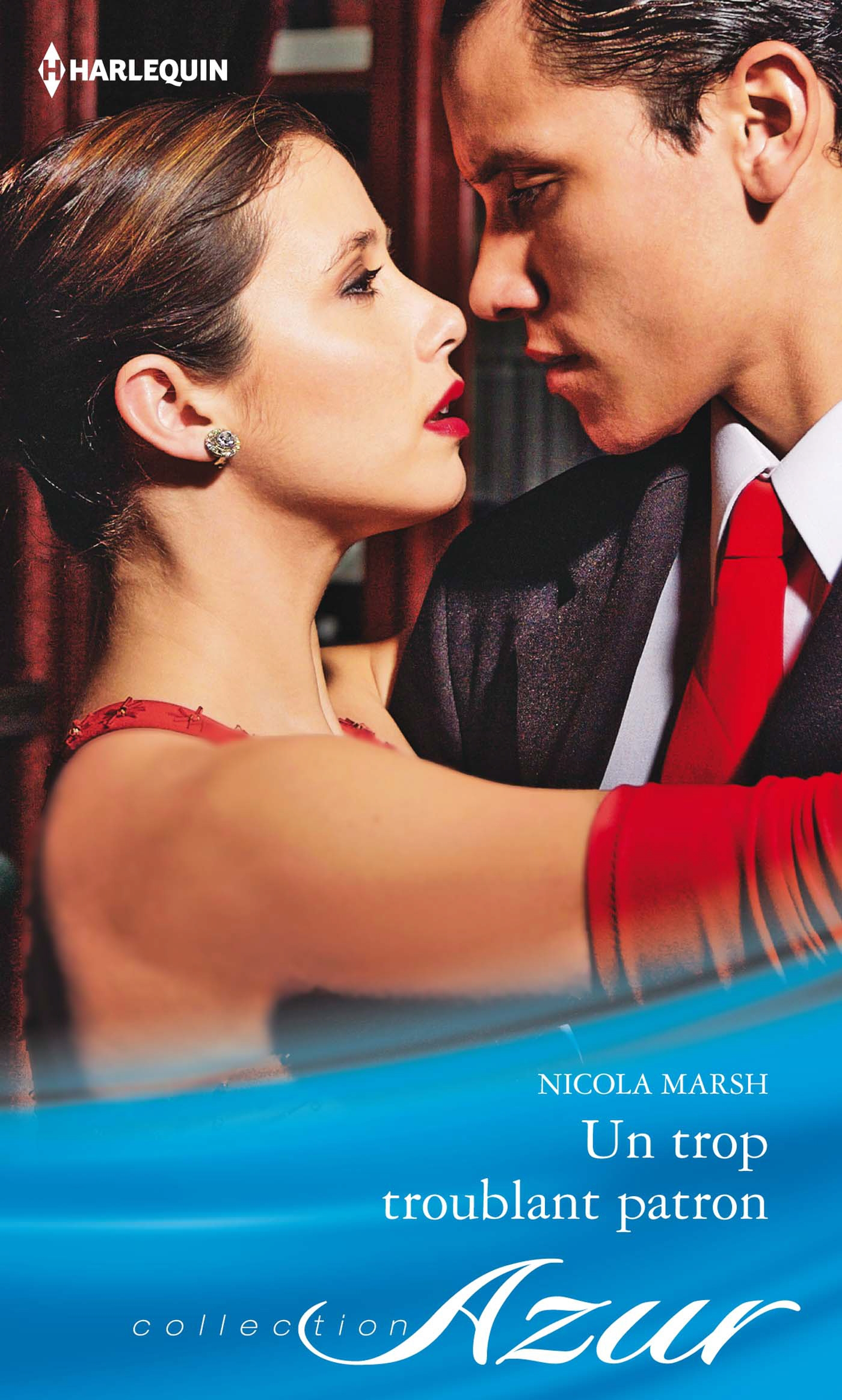 Marsh Nicola - Un trop troublant patron 9782280244633