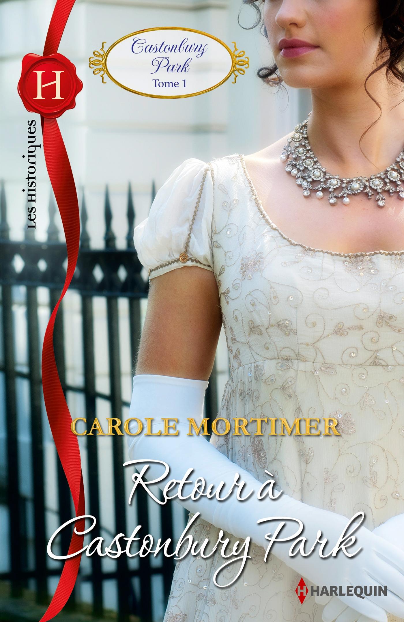 Castonbury Park - Tome 1 : Retour à Castonbury Park  de Carole Mortimer 9782280311755