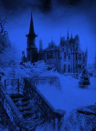 قصص مرعبه ، ليله مرعبه ، اقوى قصص رعب المخيفه  Ecclescrieg-House