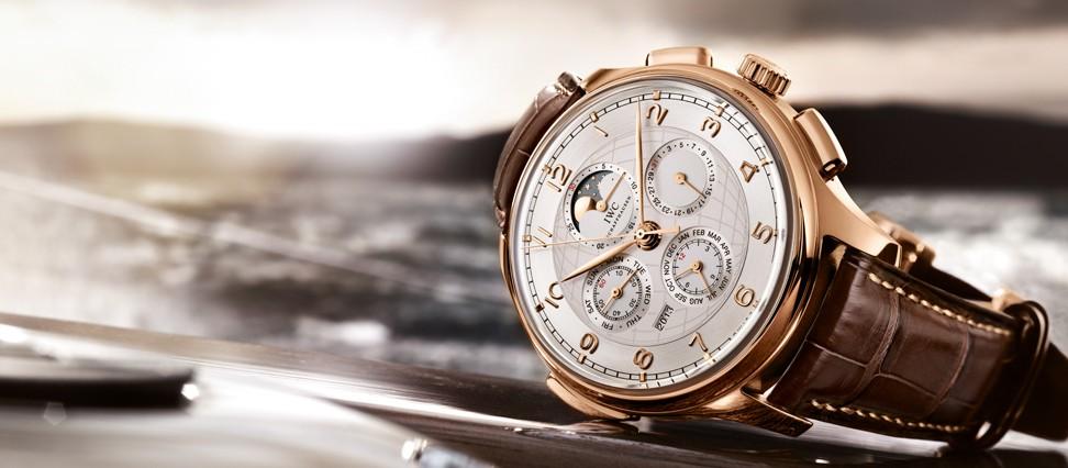 Lựa chọn đồng hồ cơ hay quartz GrandeComplication_iwc-portuguese