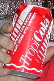 En estos países no se vende Coca-Cola TropiCola