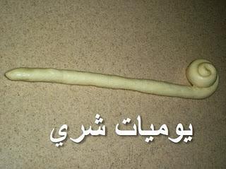 طريقة عمل خبز بعدة اشكال 81373hayah