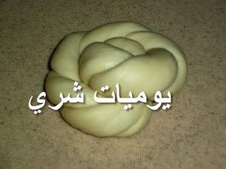 طريقة عمل خبز بعدة اشكال 81378hayah
