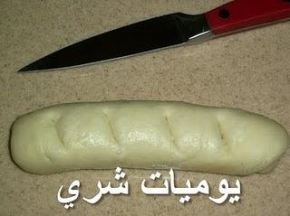طريقة عمل خبز بعدة اشكال 81387hayah
