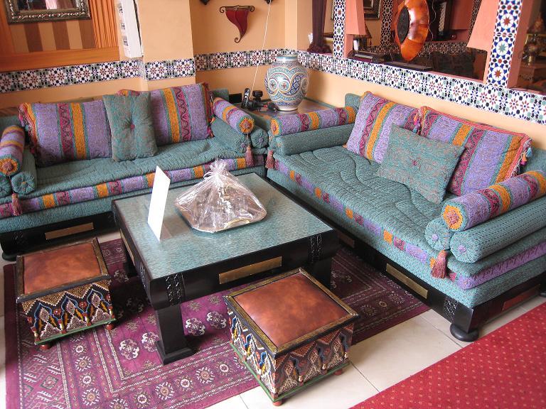 الأثاث المغربي التقليدي والمعاصر 122823