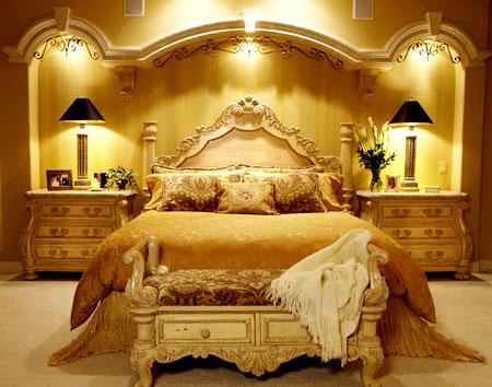غرف نوم للعروس العصريه و المتألقه ................ 168903