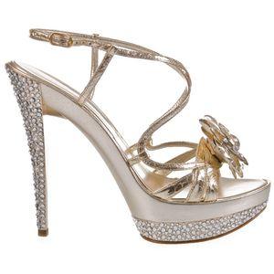 كولكشن احذيه وسنادل للعروسه 186009