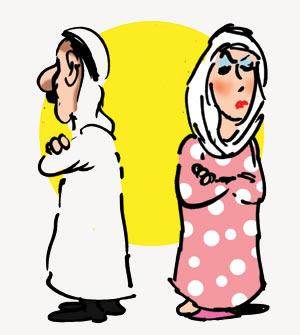 عجوز تفك حوض زوجها الثمانيني بعد اكتشافها خيانته لها قبل 35 عام 3396