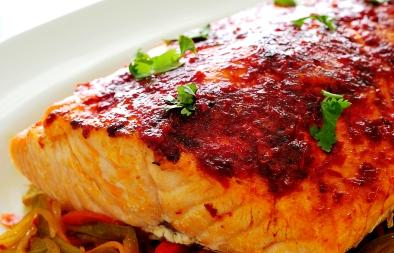 سمك سالمون Food_32003
